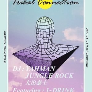 JUNGLE PARTY Tribal Connection Vol.65 Live Mix 2017 November