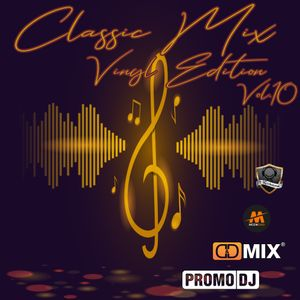 Classic Mix Vol.10 (Vinyl Edition)