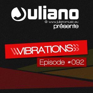 Juliano présente Vibrations #092