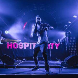 Etherwood feat. SP:MC (Hospital) @ Hospitality We Are 18, O2 Academy Brixton - London (26.09.2014)