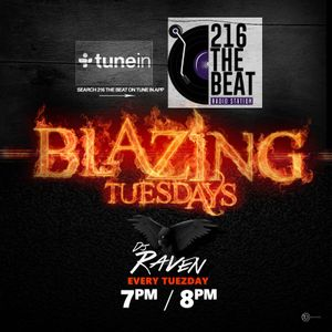 Blazing Tuesday 112