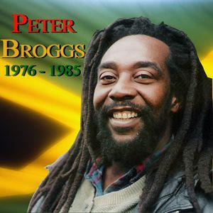 Peter Broggs 1976-1985