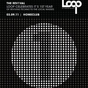 LOOP 11 @ HOMECLUB (REV1VAL) - EJ Missy