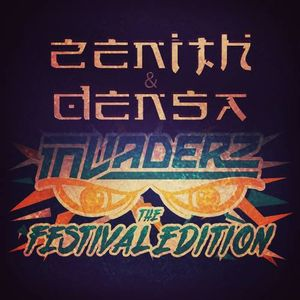 Invaderz dj contest mixtape by Zenith & Densa