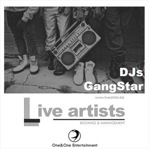 LIVE ARTISTS pres. 90's Dance Mix 2 - by DJs GangStar