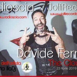 23 Aprile 2019 DAVIDE FERRETTI - THE CLOWN