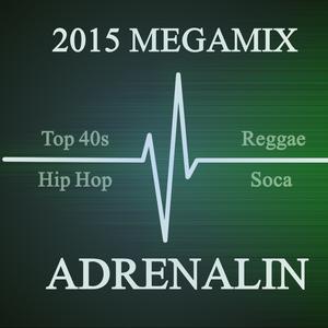 Dj Adrenalin's Return to 2015 Megamix (Top 40, Hip Hop, R&B, Reggae, Soca)