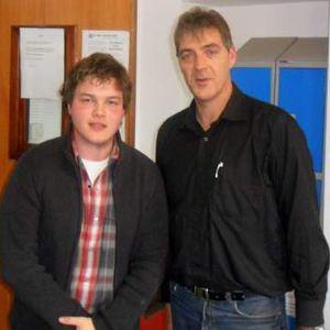 Shane Supple interviews Kevin Glavin