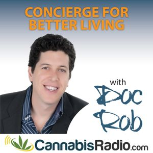Doc Rob welcomes Jeff the 420 Chef.