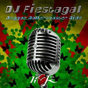 Midweek Reggae Rollercoaster Ride with DJ Fiestagal - 15th June 2016