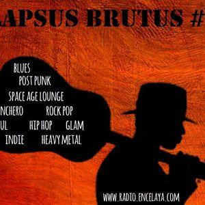 Lapsus Brutus #03 - April 25. - Kendrick Lamar, Roger Waters, Gustavo Cerati, Pantera, Café Tacuba..