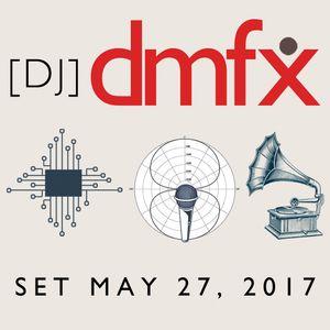 DJ DMFX at SUIS GENERIS, NEW ORLEANS: set 05.27.17