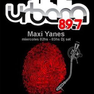 Maxi Yanes Urbana Radioset 31/10/12