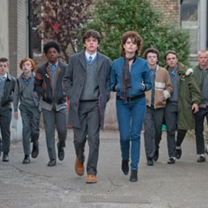 Sing Street Q&A with Ferdia Walsh-Peelo and Mark McKenna 18032016