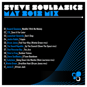 Steve SoulBasics May 2012 Mix