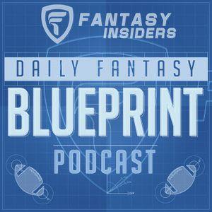 The Daily Fantasy MLB BluePrint - Episode 1