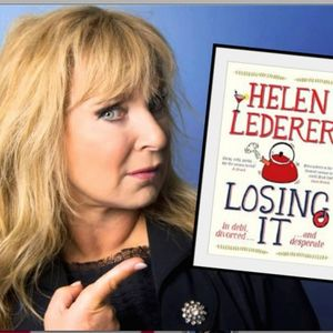 HELEN LEDERER  - LOSING IT Author of The Week on Radio Gorgeous with Josephine Pembroke