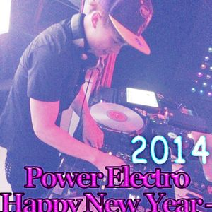 Power Electro Happy New Year - DJ Kjro Remix