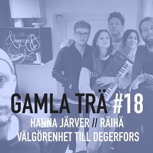 Avsnitt 18 – Hanna Järver
