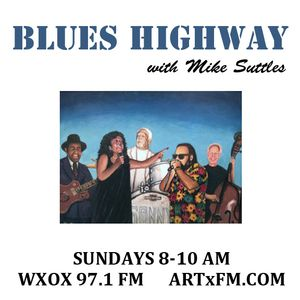 ARTxFM Blues Highway 7/9/17
