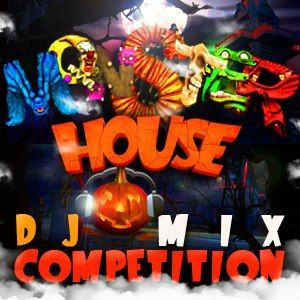 Dj Glenc3 - Monster House Competition Mix