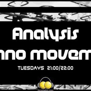 Rebus @ Analysis Techno Movement # 1 | THNX Radio (15-11-16)