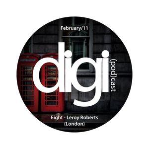 Digicast Eight - Leroy Roberts - February '11