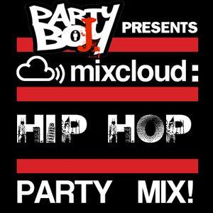 Party Boy J's Hip Hop Demo Mix