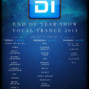 DI.FM - End Of Year Show 2015 (NeoCJay hour set)