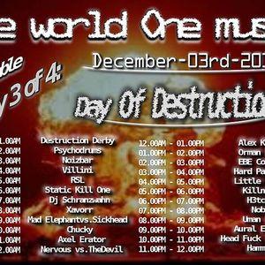 Nobody @ One World One Music Radio Show