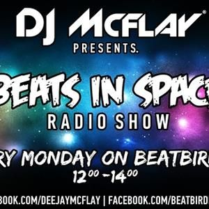 DJ Mcflay® - Live @ BeatBird.Fm - Beat After (2012.06.18)