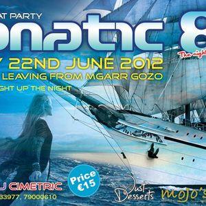 Noogstar Live @ Fanatic #8 (2012)