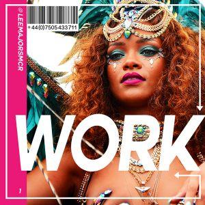 WORK #1 [Hip Hop / R&B / Dancehall / Afrobeat / House] - DJ LEE MAJORS