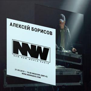 Alexei Borisov - 27th September 2019