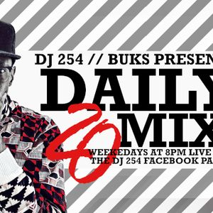 DJ 254 - DAILY 20 Episode 2 (Ogopa Djs)