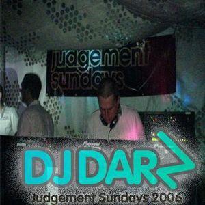 DJ Darz - Live at Judgement Sundays @ Eden, Ibiza 03/09/06 (Driving House/Electro)