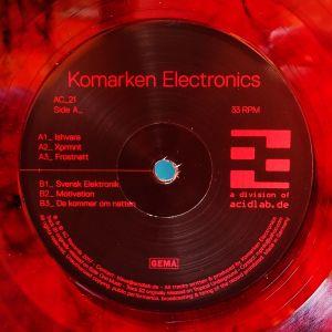 Princípio da Incerteza #32 by Photonz w/ guest mix by Komarken Electronics (06/07/2017)