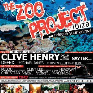 The Zoo Project, Ibiza 26.07.2008