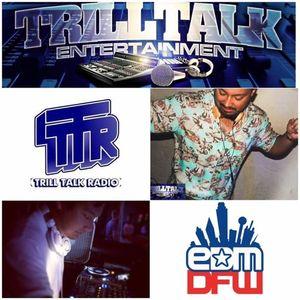 Trill Talk Radio: Gil T-Pleasure Interview and Mix