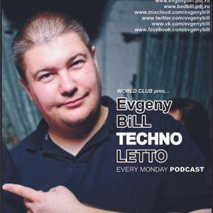 Evgeny BiLL - Techno Letto Podcast 073 (08-07-2013)