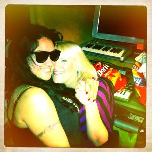 Radio.VonSands.Com with Christina Green // 3am // Unix Von Sands