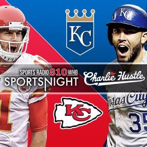 Sports Night: More on the most recognizable people in KC and the Warriors are bored