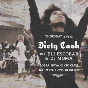 Eli Escobar Live at Dirty Cash 2.18.12