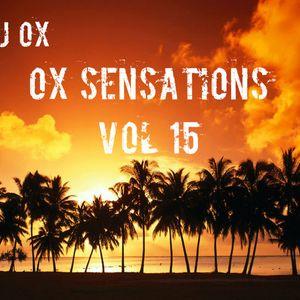 Dj OX - OX Sensations vol 15