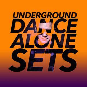 2016 Techno U.K  Underground Dance Alone Radio Show # 25 *Guest Mix Rick Silva