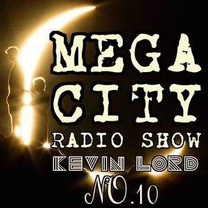 NO.10 KEVIN LORD MEGACITY ONE