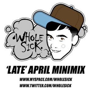 'Late' April Minimix