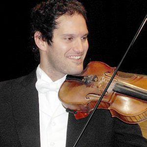El violinista Juan Sebastián Cannavó en El Penúltimo Café de Radio Nacional, lunes 2 octubre de 2017