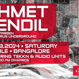 Audio Units At Pebble 30.08.2014 | State80