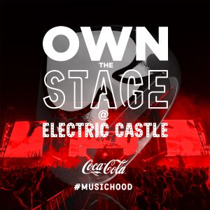 DJ Contest Own The Stage at Electric Castle 2019 – Dribbler